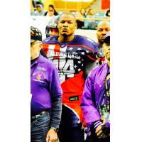 Roosevelt Falls of the Duke City Gladiators