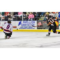 Omaha Lancers vs. the Youngstown Phantoms