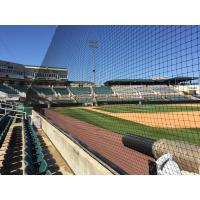 New Protective Netting at The Ballpark at Jackson