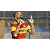 Maicon Santos of the Fort Lauderdale Strikers