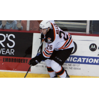 Former Omaha Lancers Forward Mark Miller