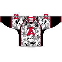 Albany Devils Military Themed Jersey (Front)