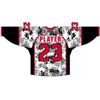 Albany Devils Military Themed Jersey (Back)