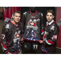 Calgary Roughnecks Star Wars-Themed Jerseys