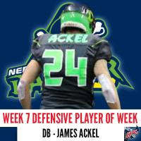 Nebraska Danger DB James Ackel