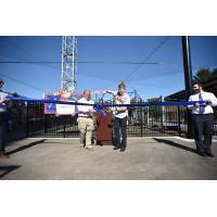 Tacoma Rainiers Cut Ribbon on New Family Pavilion