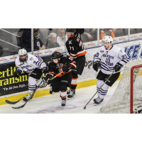 Omaha Lancers Battle the Tri-City Storm