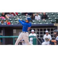 Midland RockHounds First Baseman Viosergy Rosa