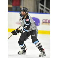 Paige Harrington of the Buffalo Beauts
