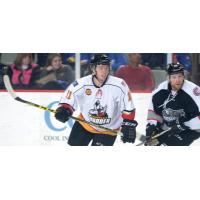 Michael Kirkpatrick of the Adirondack Thunder