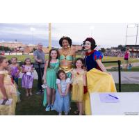 Joliet Slammers Princess Night
