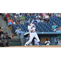 Midland RockHounds First Baseman Ryon Healy