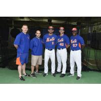 2016 Kingsport Mets Coaching Staff
