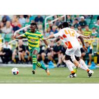 Tampa Bay Rowdies vs. the Carolina RailHawks