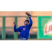Midland RockHounds Shortstop Franklin Barreto