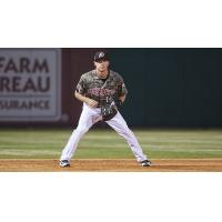 Alex Yarbrough of the Arkansas Travelers