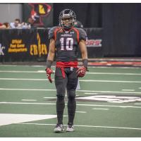 Orlando Predators Defensive Back Varmah Sonie
