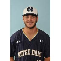 Kalamazoo Growlers Signee Jake Johnson with Notre Dame