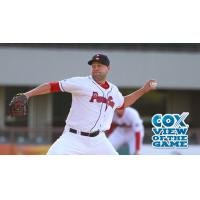 Pawtucket Red Sox Pitcher Brian Johnson