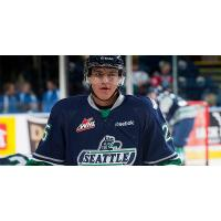 Seattle Thunderbirds Defenseman Ethan Bear