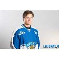 Espoo Jr. Blues Defenseman Kasper Kotkansalo