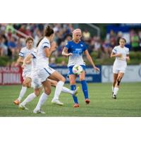 Boston Breakers in Action