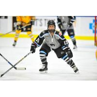 Shelby Bram of the Buffalo Beauts