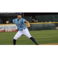 J.D. Davis of the Corpus Christi Hooks