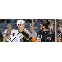 Ontario Reign vs. the San Diego Gulls