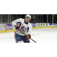 Connor McDavid with the Bakersfield Condors