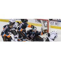 Ontario Reign Defenseman Vincent LoVerde Scores vs. the San Diego Gulls