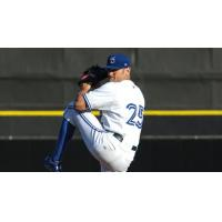Dunedin Blue Jays Pitcher Brad Allen