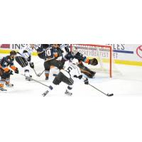Ontario Reign Prepare to Shoot vs. the San Diego Gulls