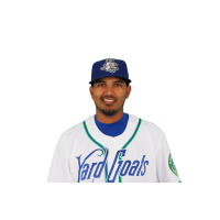 Hartford Yard Goats Pitcher German Marquez