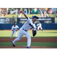 Tulsa Drillers Pitcher Chase De Jong