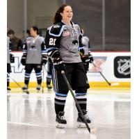 Devon Skeats of the Buffalo Beauts