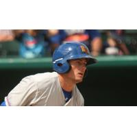 Midland RockHounds Center Fielder Jaycob Brugman