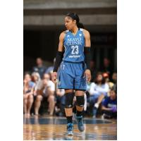 Maya Moore of the Minnesota Lynx