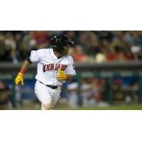 Gift Ngoepe of the Indianapolis Indians