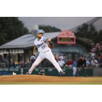 Myrtle Beach Pelicans Pitcher Trevor Clifton