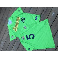 Savannah Bananas Green Jerseys