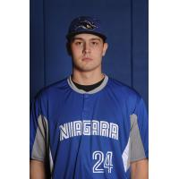 Newark Pilots Signee, Pitcher Christian Young with Niagara County Community College
