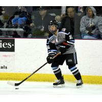 Kourtney Kunichika of the Buffalo Beauts