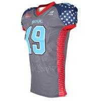 Philadelphia Soul Military Appreciation Jersey (Side)