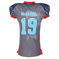 Philadelphia Soul Military Appreciation Jersey (Back)