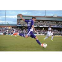 Louisville City FC Defender Niall McCabe