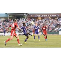 Louisville City FC in Action