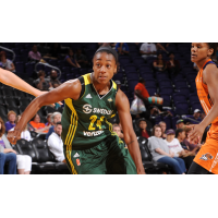 Seattle Storm Guard Jewell Loyd