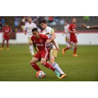 Louisville City FC vs. the Richmond Kickers