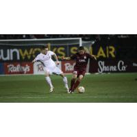 Sacramento Republic FC Possess the Ball vs. Liverpool FC U21s